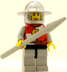 lego castle minifig kingdoms lion knight