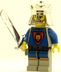 lego castle minifig knights' kingdom king