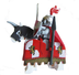 lego royal lion knight minifigure grill