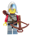 lion knight crossbow open helmet lego