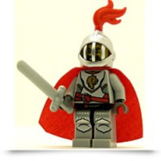 Buy Castle Minifig Kingdoms Lion Knight Breastplate