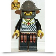 Knight 2 Minifigure From Knights Kingdom