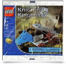 Knights Kingdom 5994 Catapult
