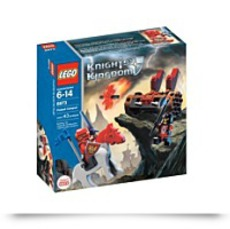 Knights Kingdom Fireball Catapult