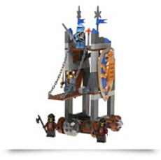 Knights Kingdom Kings Siege Tower