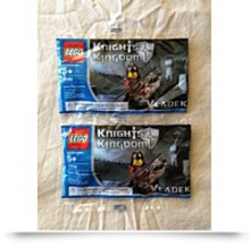 Buy Knights Kingdom Mini Figure Set 5998