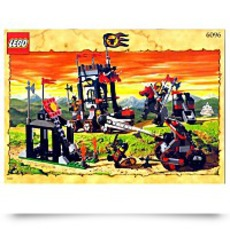 Buy Knights Kingdom Set 6096 Bulls Attack