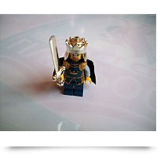 Mini Fig Figure