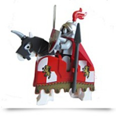 Royal Lion Knight Minifigure
