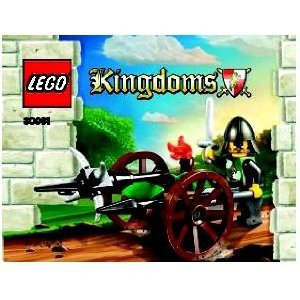 Knights Kingdom Set 30061 Siege Cart