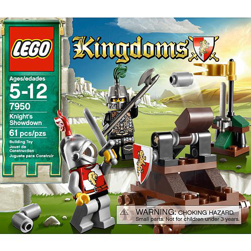 Kingdoms Knights Showdown 7950
