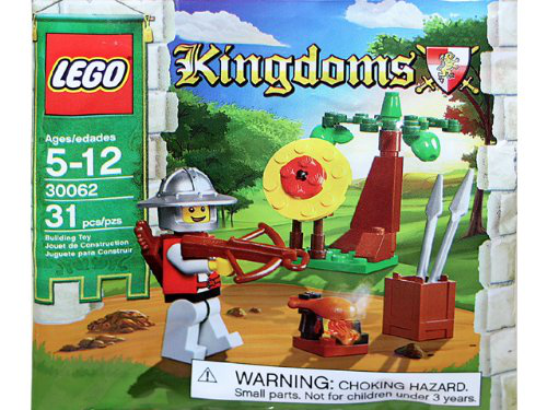 Kingdoms Mini Figure Set 30062 Target