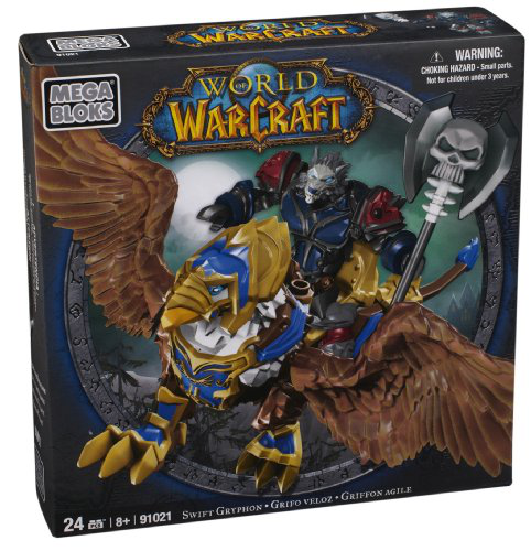 World Of Warcraft Swift Gryphon And Graven