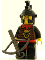 Castle Minifig Knights Kingdom I Robber