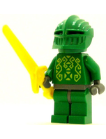 Castle Minifig Knights Kingdom Ii Rascus
